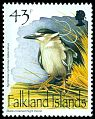 Cl: Black-crowned Night-Heron (Nycticorax nycticorax) SG 911 (2001)