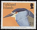 Cl: Black-crowned Night-Heron (Nycticorax nycticorax)(Repeat for this country)  SG 1034 (2006)  [5/14]