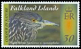 Cl: Black-crowned Night-Heron (Nycticorax nycticorax)(Repeat for this country)  new (2012)  [8/10]