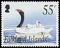 Cl: Black-necked Swan (Cygnus melanocorypha)(Repeat for this country)  SG 1027 (2005)  [5/6]
