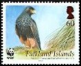Cl: Striated Caracara (Phalcoboenus australis)(Endemic or near-endemic)  SG 1064 (2006)  [4/17]