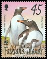Cl: Gentoo Penguin (Pygoscelis papua)(Repeat for this country)  SG 939 (2002)