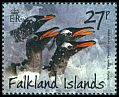 Cl: Gentoo Penguin (Pygoscelis papua)(Repeat for this country)  SG 1203 (2011)  [8/20]