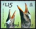 Cl: Gentoo Penguin (Pygoscelis papua)(Repeat for this country)  SG 1205 (2011)  [8/20]