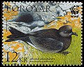 Cl: Leach's Storm-Petrel (Oceanodroma leucorhoa)(Repeat for this country)  SG 481 (2005)