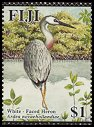 Cl: White-faced Heron (Egretta novaehollandiae) SG 1253 (2005)  [3/39]