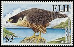 Cl: Peregrine Falcon (Falco peregrinus macropus)(Repeat for this country)  SG 1262 (2005)  [3/49]