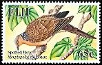 Cl: Spotted Dove (Streptopelia chinensis)(Introduced)  SG 1360 (2007)  [4/19]