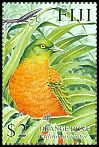 Cl: Orange Dove (Ptilinopus victor)(Endemic or near-endemic)  SG 1115 (2001)