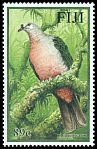 Cl: Pacific Imperial-Pigeon (Ducula pacifica) SG 1128 (2001)