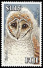 Cl: Barn Owl (Tyto alba) <<Lulu>> (Repeat for this country)  SG 1304 (2006)  [5/18]