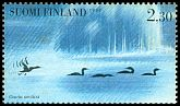 Cl: Arctic Loon (Gavia arctica)(Repeat for this country)  SG 1333 (1993) 275