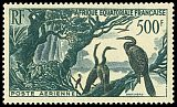 French Equatorial Africa SG 276 (1953)