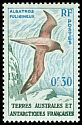 French Southern and Antarctic Territory <<Albatros fuligineux>> SG 2 (1956)