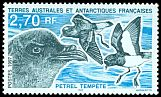 French Southern and Antarctic Territory <<Petrel tempete>> SG 362 (1997)