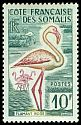 Cl: Greater Flamingo (Phoenicopterus roseus) SG 440 (1960) 600