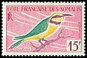 Cl: Little Bee-eater (Merops pusillus) SG 441 (1960) 550