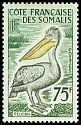 Cl: Pink-backed Pelican (Pelecanus rufescens) SG 446 (1960) 1800