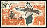 Cl: Great Bustard (Otis tarda)(Out of range)  SG 448 (1960) 1900