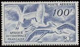 French West Africa SG 55 (1947)