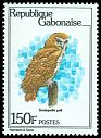 Cl: Pel's Fishing-Owl (Scotopelia peli) SG 743 (1980) 550