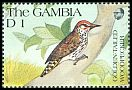 Cl: Golden-tailed Woodpecker (Campethera abingoni) SG 1120 (1991) 30