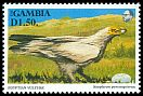 Cl: Egyptian Vulture (Neophron percnopterus) SG 1501 (1993) 160