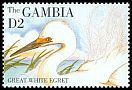Cl: Great Egret (Ardea alba) SG 1968 (1995) 80