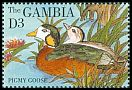 Cl: African Pygmy-goose (Nettapus auritus)(Repeat for this country)  SG 1975 (1995) 35