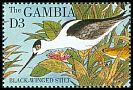 Cl: Black-winged Stilt (Himantopus himantopus) SG 1979 (1995) 35