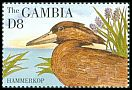 Cl: Hamerkop (Scopus umbretta)(Repeat for this country)  SG 1981 (1995) 90