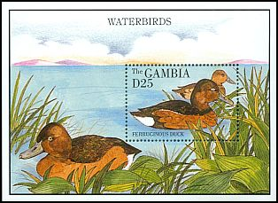 Gambia SG 1984a (1995)