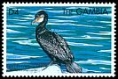 Cl: Great Cormorant (Phalacrocorax carbo) SG 3203 (1999) 80