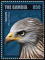 Cl: Red Kite (Milvus milvus)(I do not have this stamp)  new (2014)