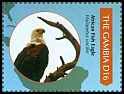 Cl: African Fish-Eagle (Haliaeetus vocifer)(Repeat for this country)  SG 5454c (2011)