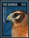 Cl: Montagu's Harrier (Circus pygargus)(I do not have this stamp)  new (2014)
