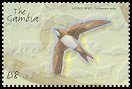 Cl: Alpine Swift (Tachymarptis melba) SG 4129a (2001)