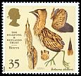 Cl: Great Bittern (Botaurus stellaris) SG 1918 (1996) 110