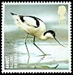 Cl: Pied Avocet (Recurvirostra avosetta)(Repeat for this country)  SG 2769 (2007)