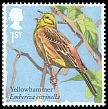 Cl: Yellowhammer (Emberiza citrinella) SG 3957 (2017)