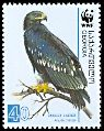 Cl: Greater Spotted Eagle (Aquila clanga)(Repeat for this country)  SG 510 (2007) 150