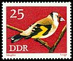 Cl: European Goldfinch (Carduelis carduelis) <<Stieglitz>>  SG 1572 (1973) 30