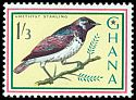 Cl: Violet-backed Starling (Cinnyricinclus leucogaster) SG 363 (1964) 75
