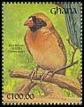 Cl: Red-billed Quelea (Quelea quelea) SG 1625 (1991) 0