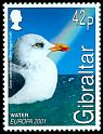 Cl: Yellow-legged Gull (Larus michahellis) SG 970 (2001) 325