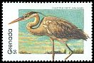 Cl: Great Blue Heron (Ardea herodias) SG 1994 (1989) 0