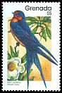 Cl: Barn Swallow (Hirundo rustica) SG 2005 (1989) 0