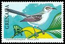 Cl: Tropical Mockingbird (Mimus gilvus) SG 2156 (1990) 0