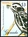 Cl: Black-and-white Warbler (Mniotilta varia) SG 5417c (2009)