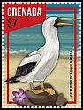 Cl: Masked Booby (Sula dactylatra)(Repeat for this country) (I do not have this stamp)  new (2016)